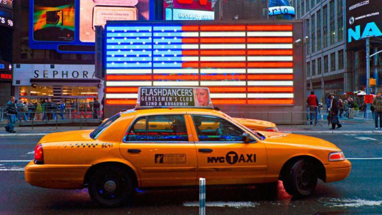 Taxi New York Transfert Aeroport JFK