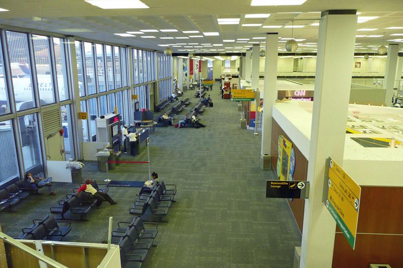 Terminal 2 de l'aéroport JFK