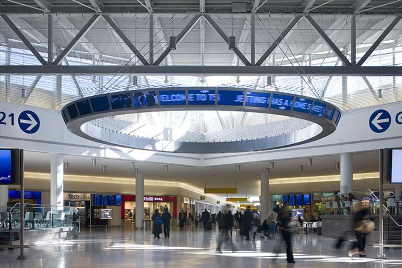 Terminal 5 de l'aéroport JFK