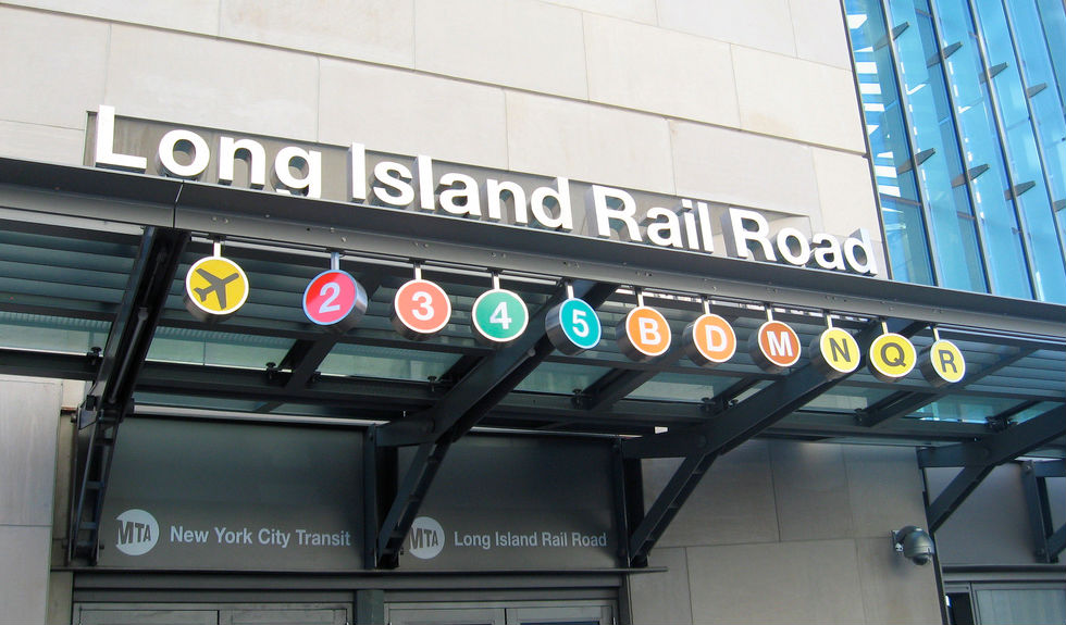 Long Island Rail Road de JFK à Penn Station