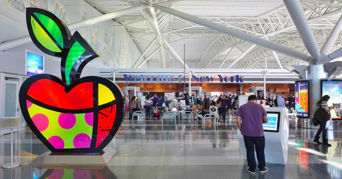 Que faire pendant une escale à l'aéroport JFK ?