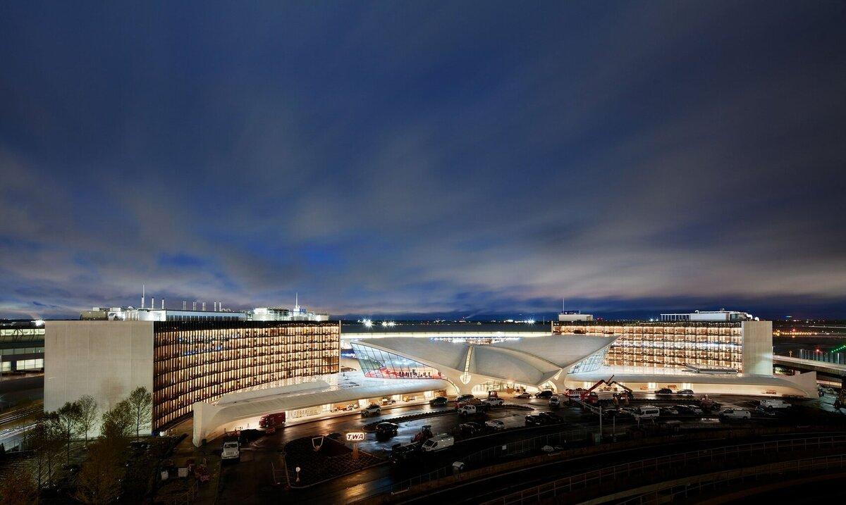 Hotel TWA de nuit